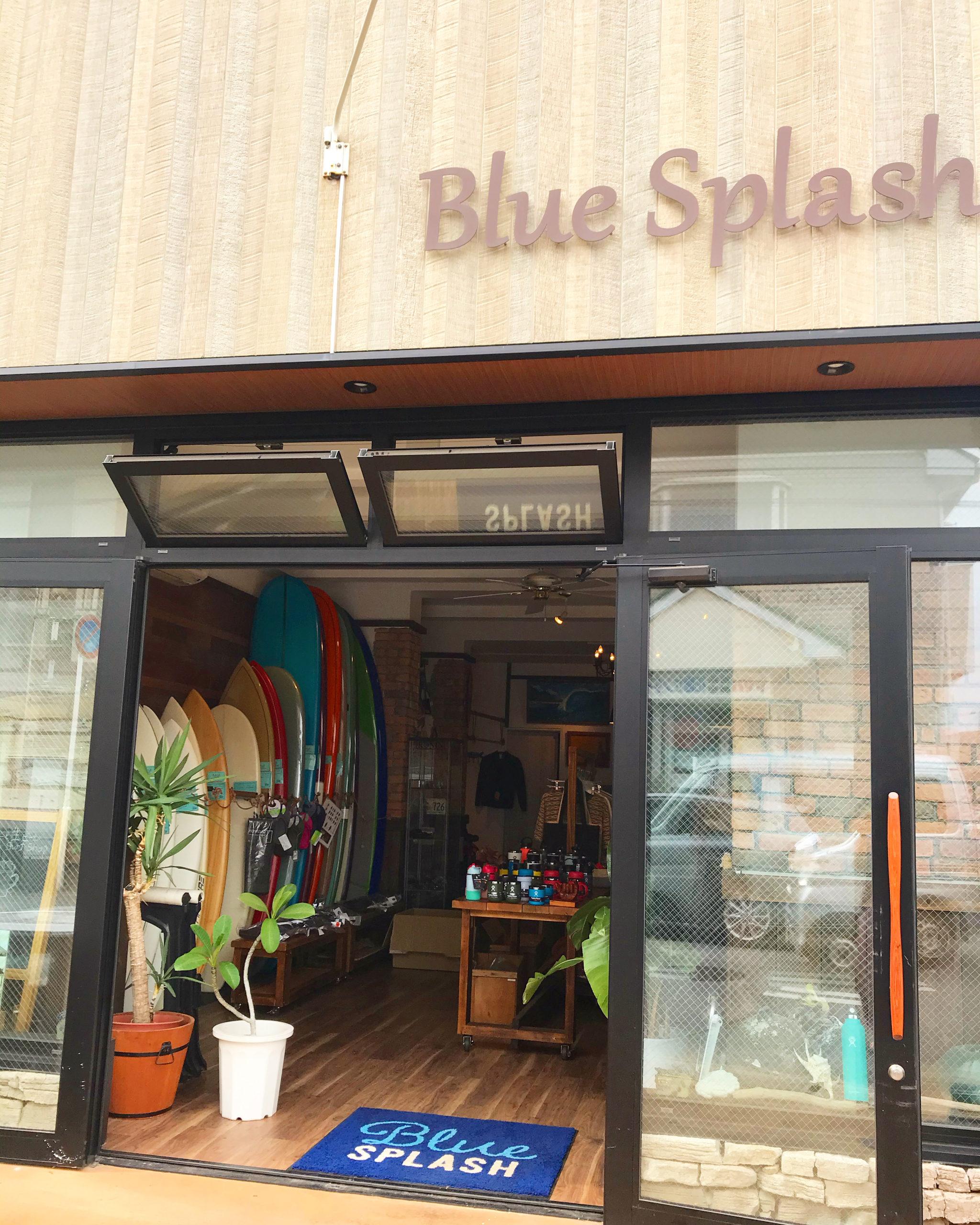 Blue Splash (ブルースプラッシュ)